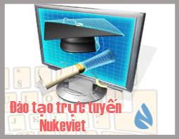 Đào tạo trực tuyến Nukeviet